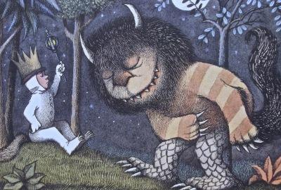 Nel Paese dei mostri selvaggi, Maurice Sendak