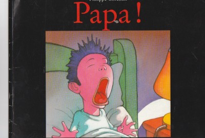 papa! Corentine